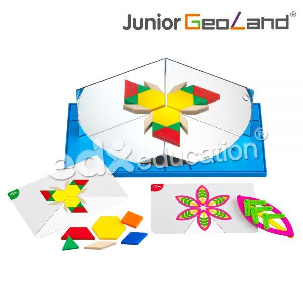 Junior Geoland_ตัวอย่างกิจกรรม